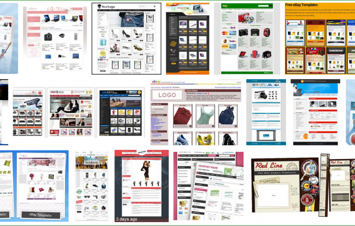 EBay Store Owners Are You Using A Custom Template To Boost Sales - Custom ebay store template